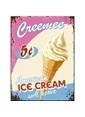 Nostalgic Art Ice Cream Magnet 6x8 cm Renkli